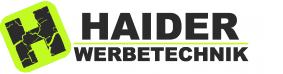 Haider Werbetechnik Textilshop